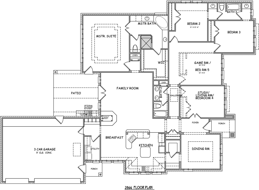 Floor Plans New Camden Homes